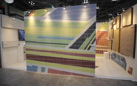 建築建材展2017年 展示会場 ブース全体